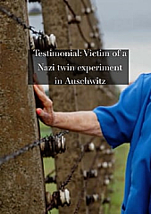 Watch Full Movie - Testimonial: Victim of a Nazi twin experiment in Auschwitz